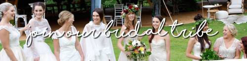 Join our bridal tribe
