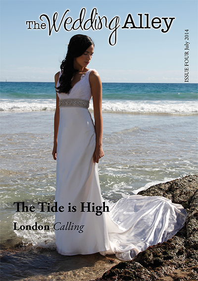 TheWeddingAlleyIssue4Cover