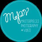 Masterpieces Photography + Video Logo