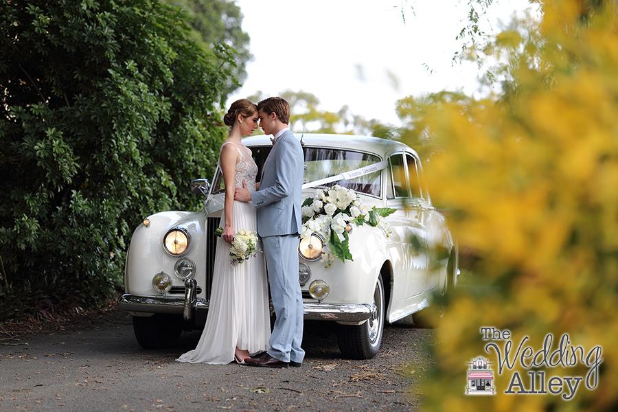Love Me Love My Car The Wedding Alley