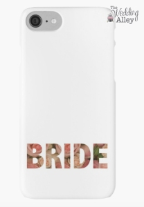Rosey Bride iPhone