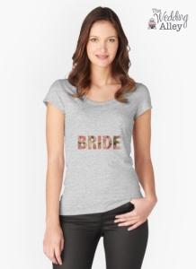 Rosey Bride TShirt